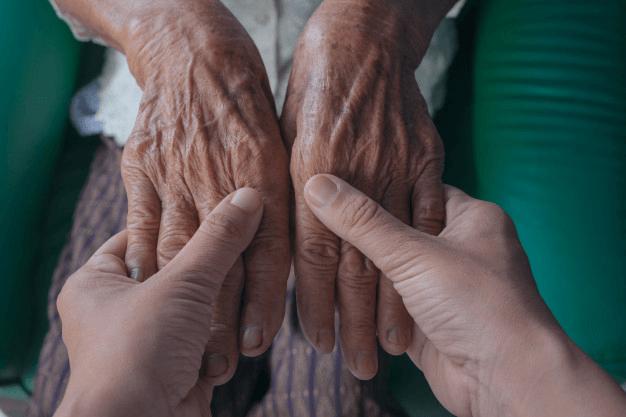 A hospice vagy palliatív ellátás
