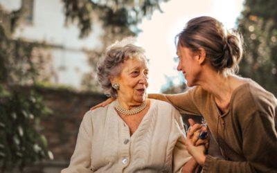 Elderly care: Caring for an elderly family member
