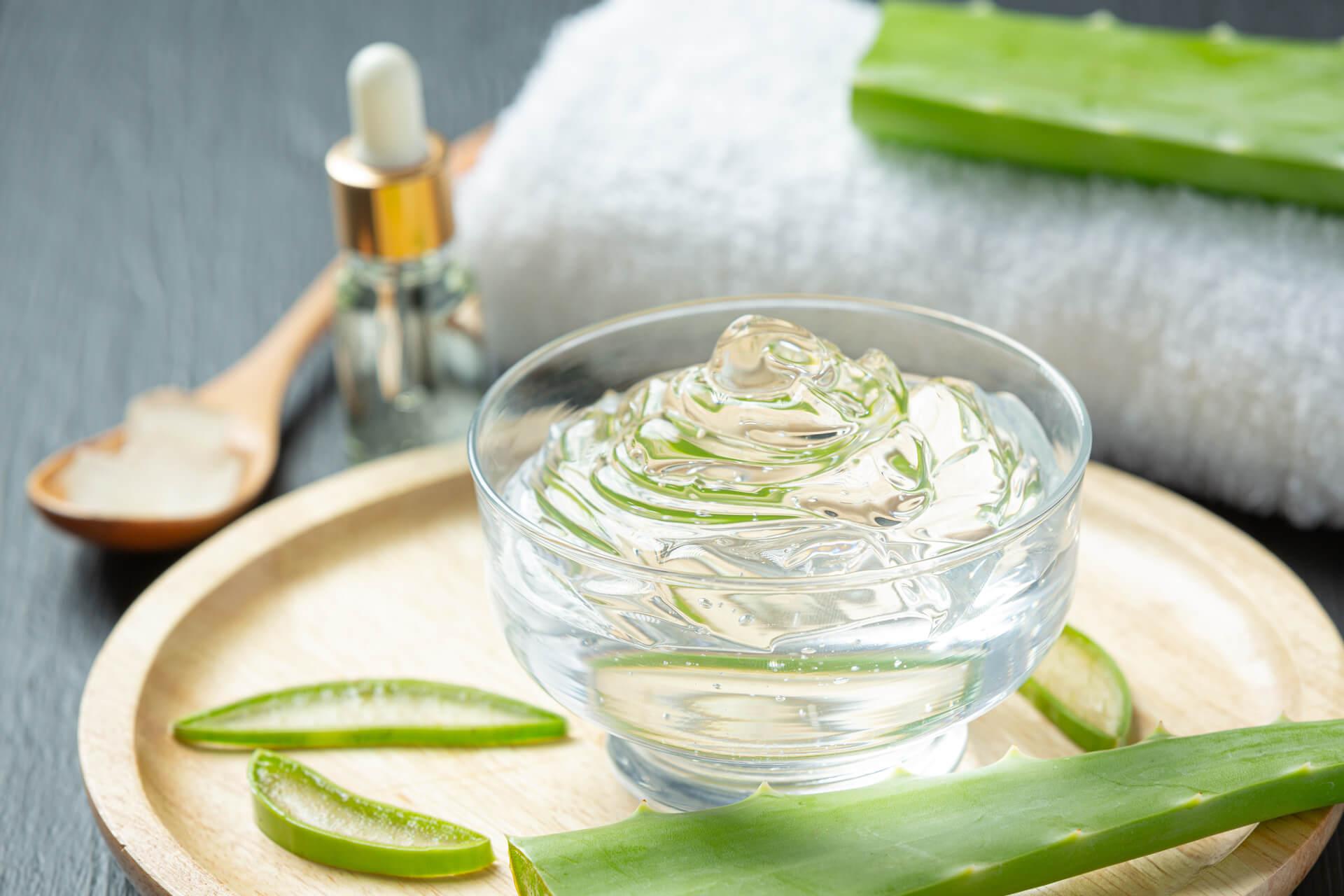 Az aloe vera hatása a bőrre kiemelkedő