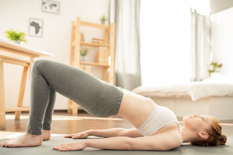 Az inkontinencia kezelése házilag medenceerősítő gyakorlatokkal is lehetséges