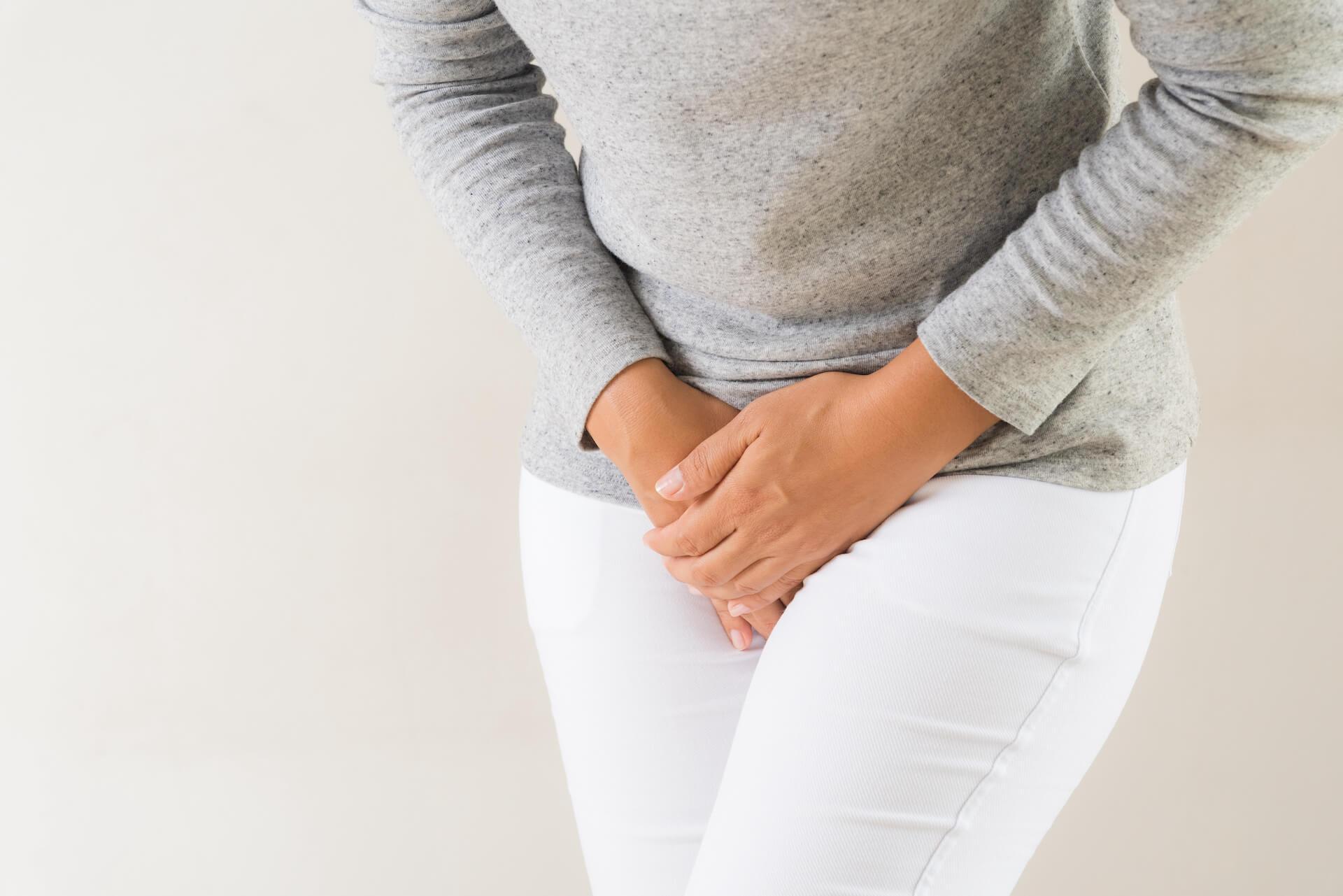 Az enyhe inkontinencia kezelése házilag is lehetséges