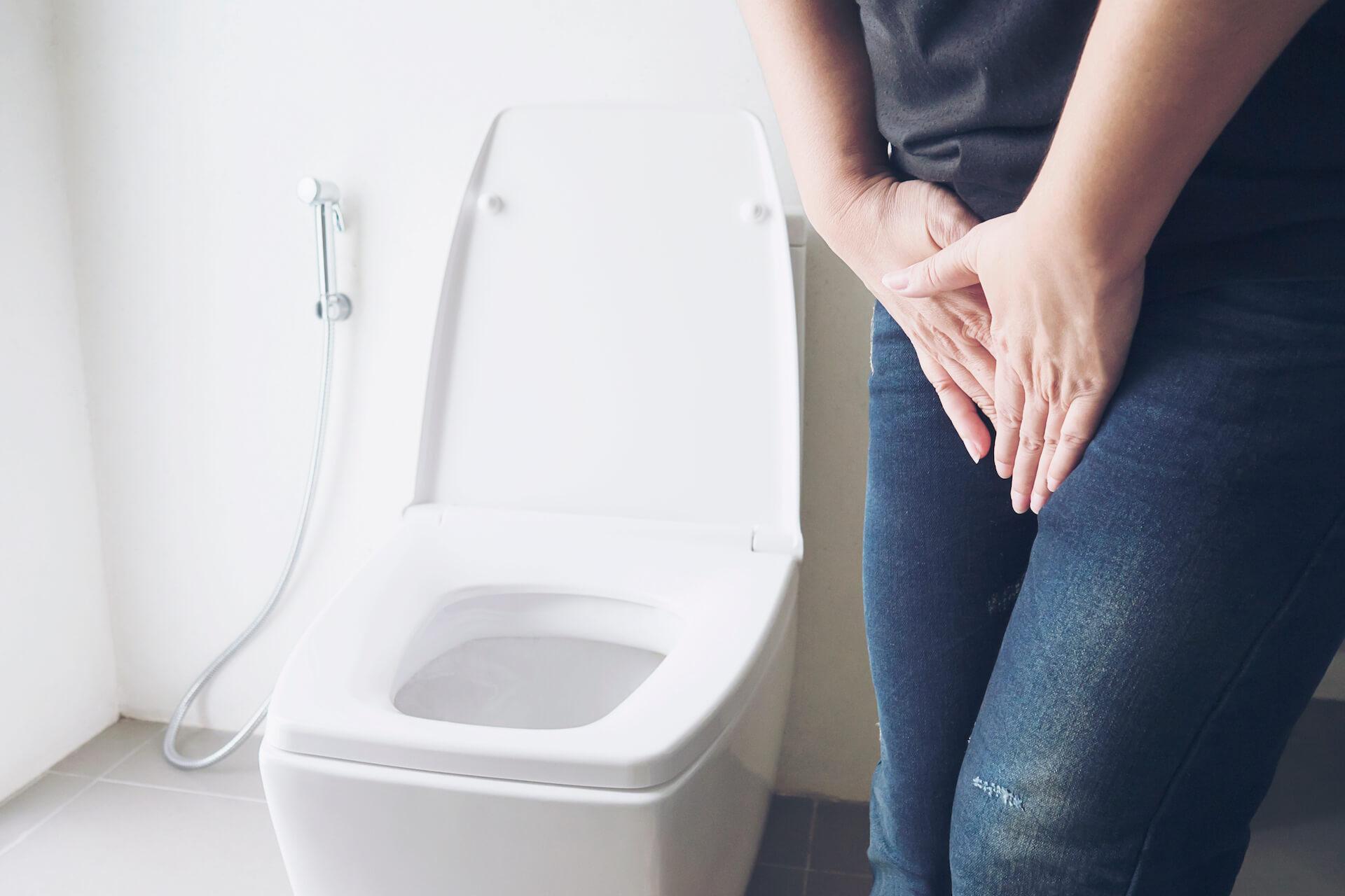 A vizeletcsepegés megnehezítheti mindennapjainkat