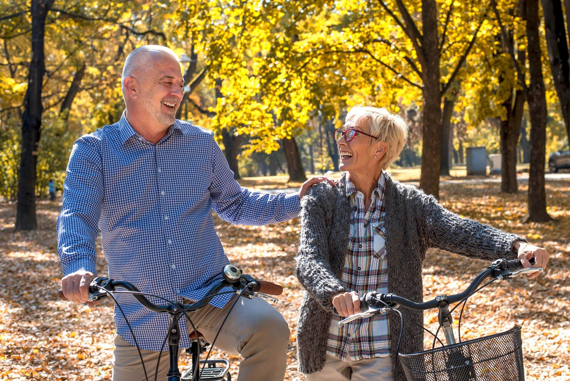 Egészséges öregedés aktívan.