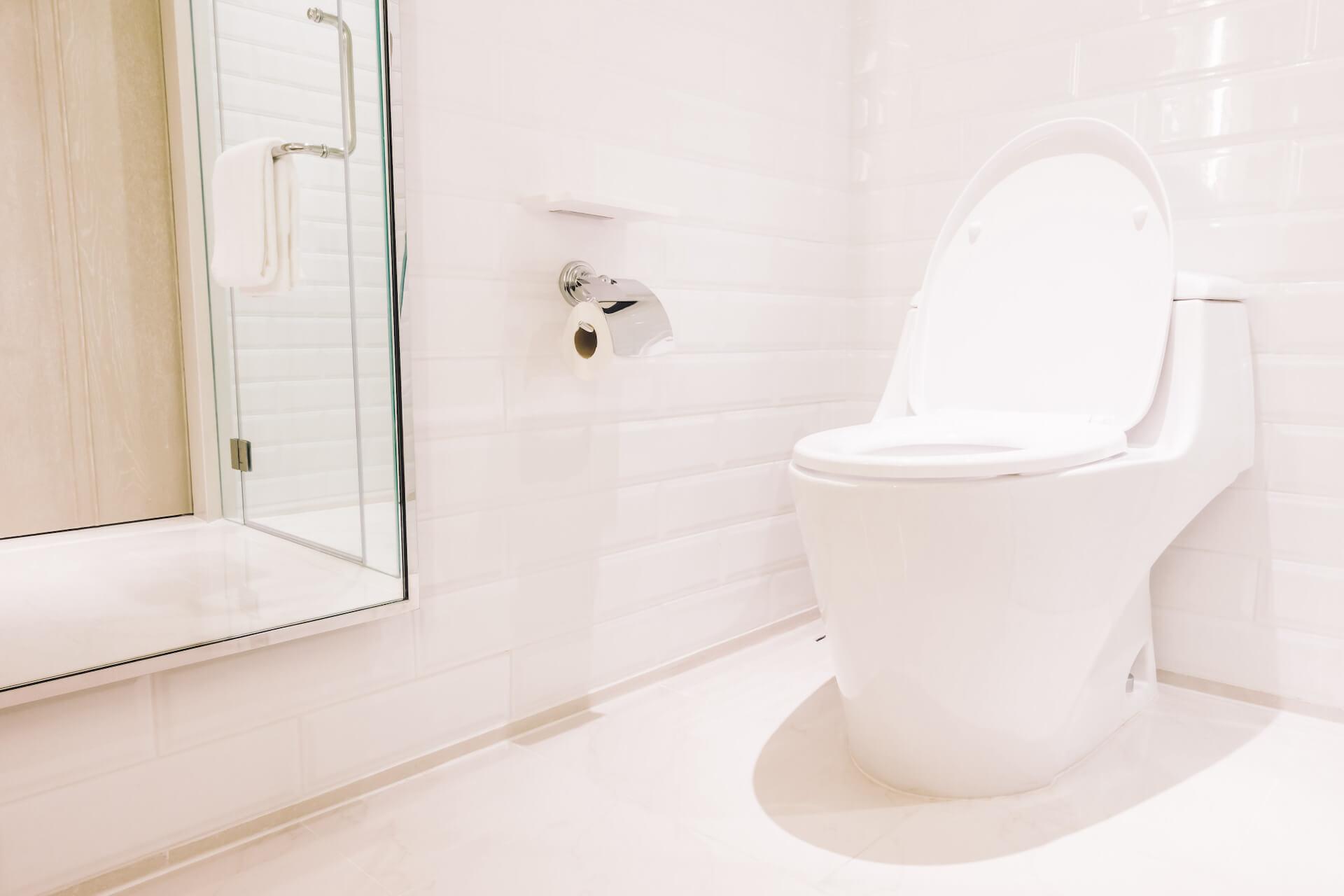 A húgyhólyag trenírozása során a mosdót ritkábban használjuk.